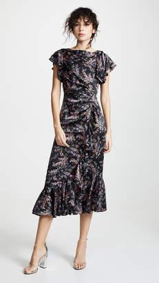 Cinq à Sept Short Sleeve Nanon Dress