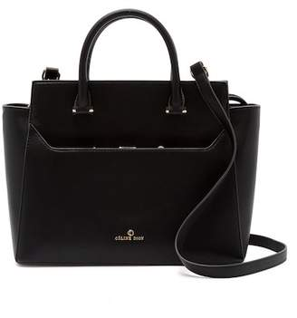 Celine Dion Grazioso Leather Satchel