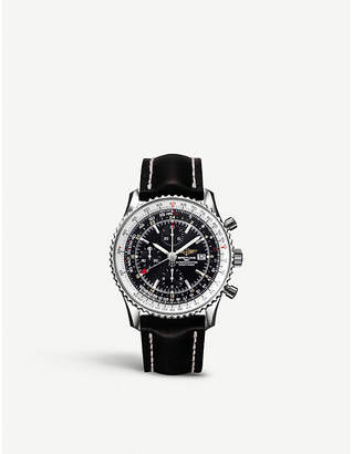 Breitling Navitimer 1884 stainless steel watch