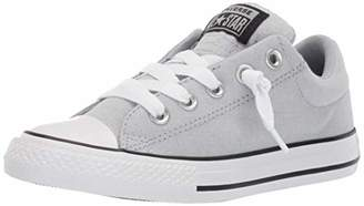 7daea7c7d02f Converse Boys Kids  Chuck Taylor All Star Street Knotted Laces Slip On  Sneaker 12.5 M