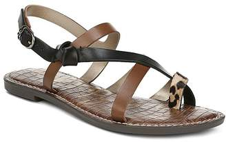 a0148e332789 Sam Edelman Women s Gladis Strappy Knotted Sandals