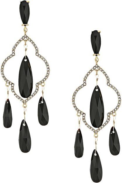 Kate SpadeKate Spade New York - Lantern Gems Chandelier Earrings Earring