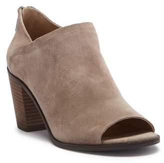 Lucky Brand Kalli Peep-Toe Ankle Bootie