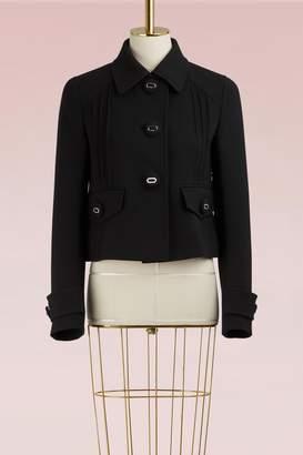 Prada Virgin wool jacket