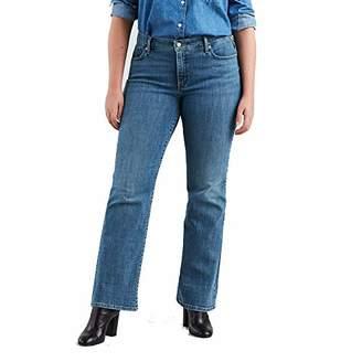 Levi's Women's Plus-Size 415 Classic Bootcut Jeans