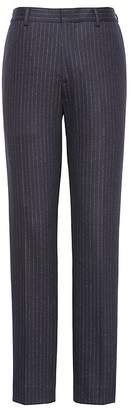 Banana Republic BR x Kevin Love | Athletic Tapered Pinstripe Italian Motion-Stretch Wool Suit Pant