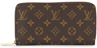 Louis Vuitton Pre-Owned Zippy monogram wallet