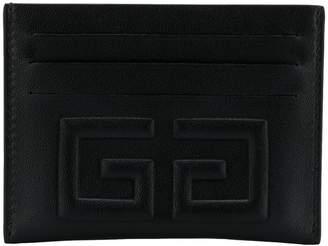 Givenchy embossed logo cardholder