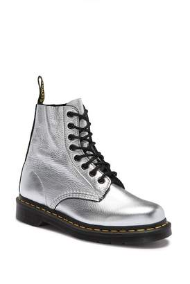 Dr. Martens Pascal Metallic Leather Boot
