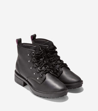 Cole Haan Briana Grand Lace-up Waterproof Hiker Boot