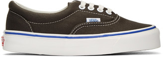 Vans Grey OG Era LX Sneakers $60 thestylecure.com