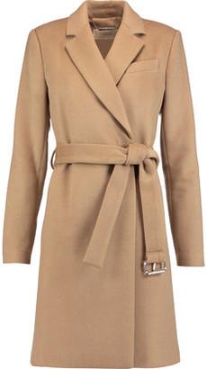 MICHAEL Michael Kors Belted Wool-Blend Coat