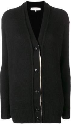Proenza Schouler contrast button cardigan