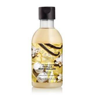 The Body Shop Vanilla Marshmallow Shower Gel