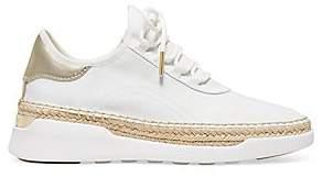 22c7dfcd48d3 MICHAEL Michael Kors Women s Finch Canvas Lace-Up Sneakers