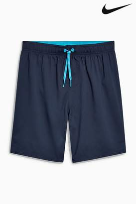"Next Mens Nike Logo 7"" Swim Short"