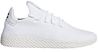 adidas Men's Pw Tennis Hu Shoe Chalk White