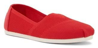 Toms Stretch Knit Slip-On Sneaker