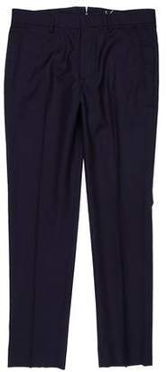 Maison Margiela Wool Herringbone Pants