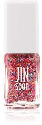 JINsoon Women's Nail Polish - Bright Orange