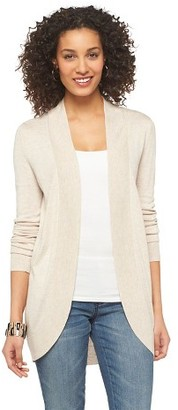 Merona Women's Open Layering Cocoon Cardigan $22.99 thestylecure.com