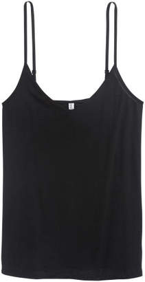 H&M Jersey Camisole Top - Black