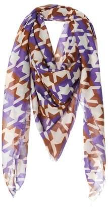 Simona CORSELLINI Square scarf