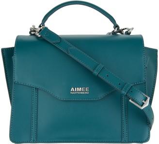 Aimee Kestenberg Italian Leather Crossbody - Phoenix