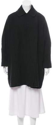 Narciso Rodriguez Cashmere Oversize Coat