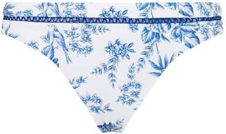 Seafolly Floral Hipster Bikini Bottoms