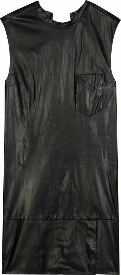3.1 Phillip Lim Leather Shift Dress