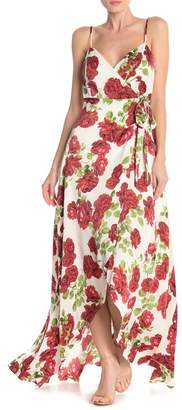 Show Me Your Mumu Mariah Wrap Maxi Dress