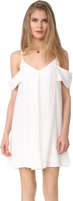 J.O.A. Cold Shoulder Dress $85 thestylecure.com