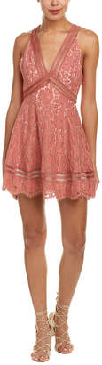 Keepsake Lace A-Line Dress