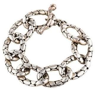 John Hardy Kali Flat Link Bracelet
