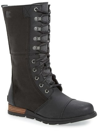 Women's Sorel 'Major Maverick' Mid Calf Zip Boot