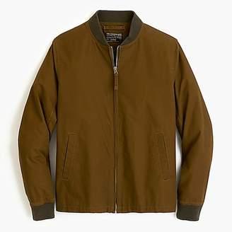 J.Crew Relaxed bomber jacket