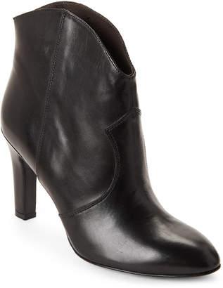 Gabriella Black Dressy Heel Booties