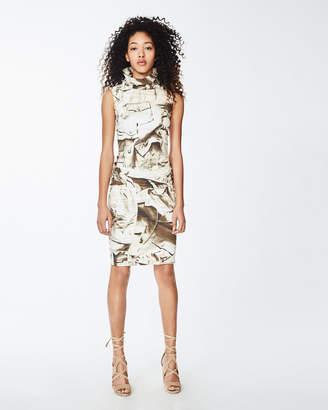 Free Shipping At Nicole Miller Safari Jacket Dress