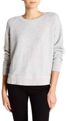 Current/Elliott Open Back Sweatshirt