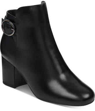 Easy Spirit Brandy Block-Heel Booties Women Shoes