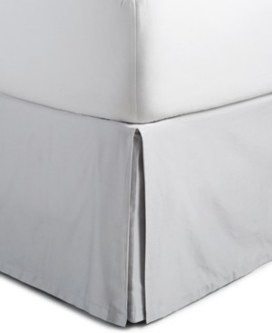 Hotel Collection Muse King Bedskirt, Created for Macy's Bedding