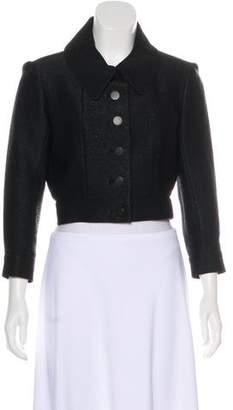 Alaia Brocade Evening Jacket