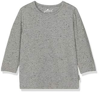 Jollein Long Sleeves Shirt, Size 74/80, Speckled Grey