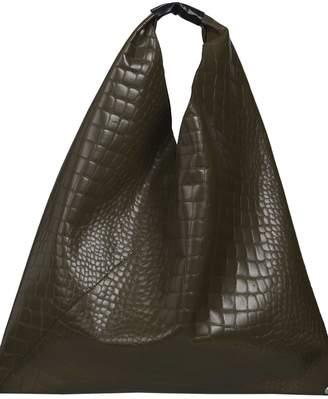 MM6 MAISON MARGIELA Japanese Striped Hobo Bag