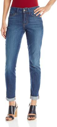 NYDJ Women's Anabelle Skinny Boyfriend Jeans In Premium Lightweight Denim