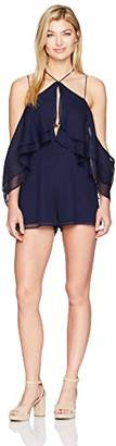Finders Keepers findersKEEPERS Women's Mantle Playsuit