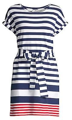 Vineyard Vines Women's Sea Stripe Shift Dress