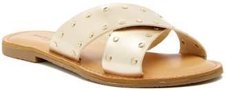Rock & Candy Bradi Cross Band Slide Sandal