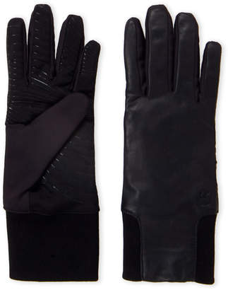 Thinsulate Touch Screen Insulated Leather Gloves